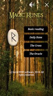 Future in Runes. Professional