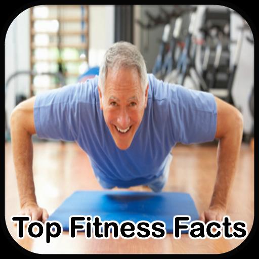 Top Fitness Facts 健康 App LOGO-硬是要APP