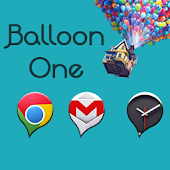 Balloon One - Icon Pack