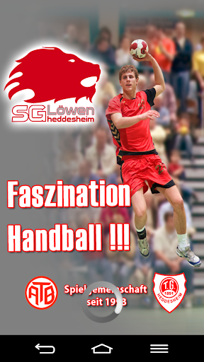 SG Heddesheim - Handball