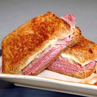 Reuben Sandwich I.