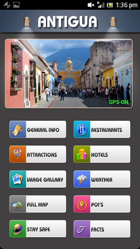 Antigua Offline Travel Guide
