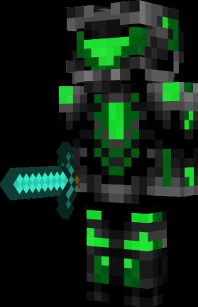 Emerald knight | Nova Skin