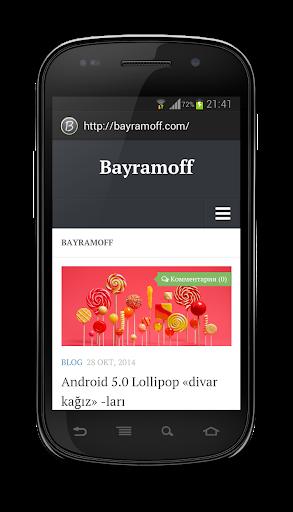 Bayramoff Bloq