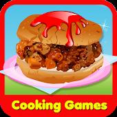 hamburger maker game