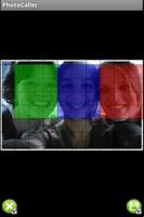 Screenshot of PhotoCaller