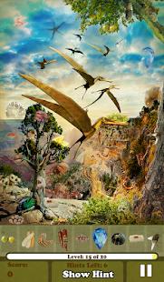 Hidden Object - Dinosaurs Free
