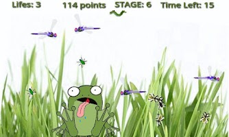 Screenshot of Dumb Frog FREE