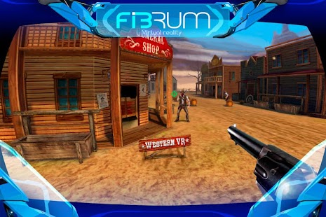 Western VR Shooter- screenshot thumbnail