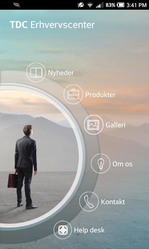 如何有app商業模式?下載瞭解TDC-Erhvervscenter商業用App就知道