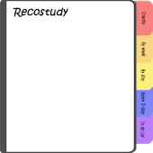 Recostudy(Study Time Record)