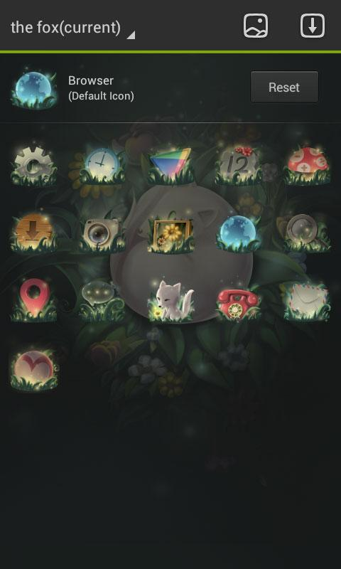 The Fox GO Reward Theme - screenshot
