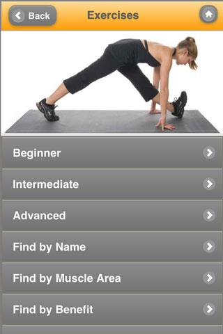 Prevent Lower Back Pain- screenshot