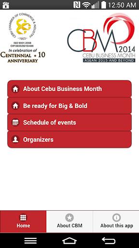 Cebu Business Month 2014