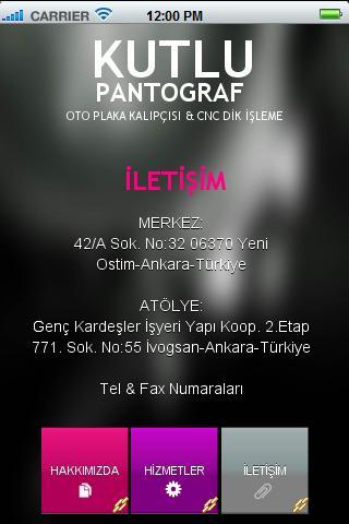 玩免費商業APP 下載Kutlu Pantograf  & Oto Plaka app不用錢 硬是要APP