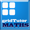 Play Maths on GridTutor logo