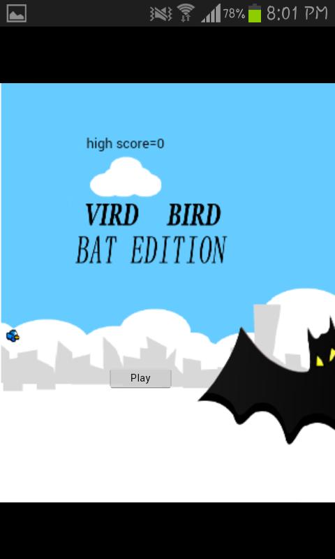Vird Bird Bat Edition Android Apps On Google Play