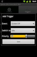 Screenshot of Quick CPU Overclock PRO
