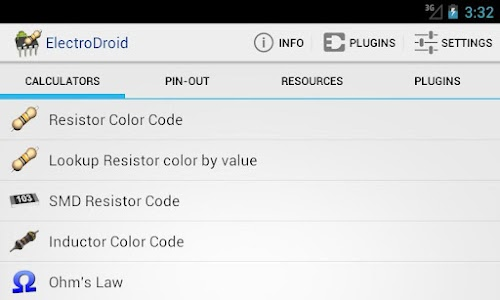 ElectroDroid Pro v3.6