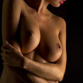 waiting by Tatjana GR0B - Nudes & Boudoir Artistic Nude (  )