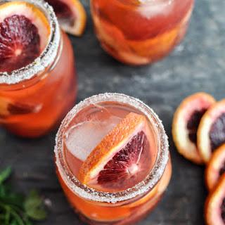 Blood Orange Sangria Recipes.