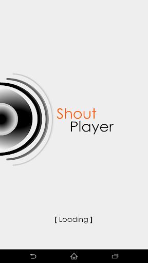 ShoutPlayer - Shoutcast client