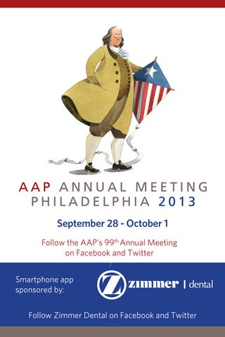 2013 AAP Annual Meeting