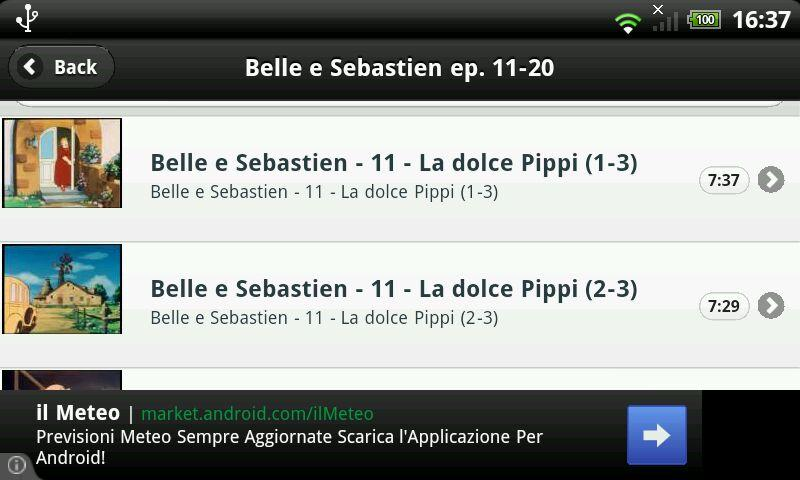 Belle e Sebastien- screenshot