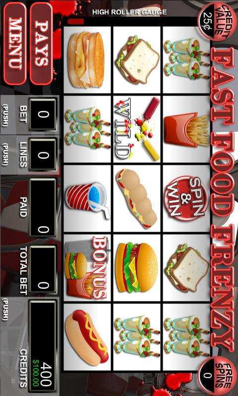 Fast Food Frenzy - screenshot