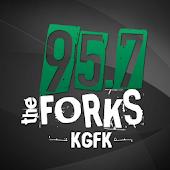 95.7 The Forks