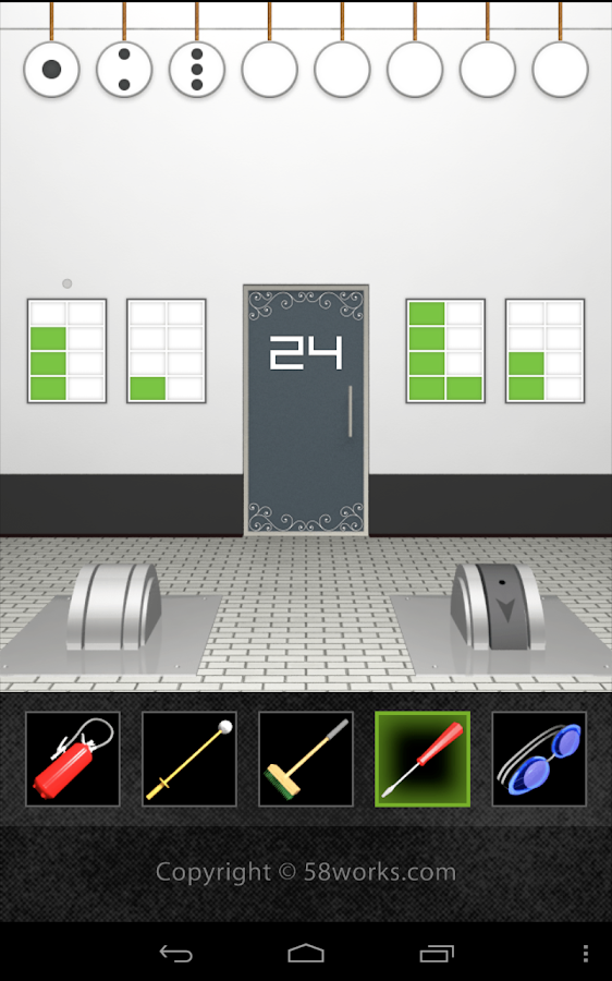 DOOORS2 - room escape game -- screenshot