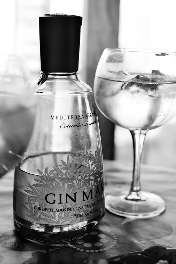 Gin by Tacito Alexandro - Food & Drink Alcohol & Drinks