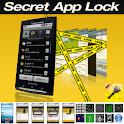 Secret App Lock Pro logo