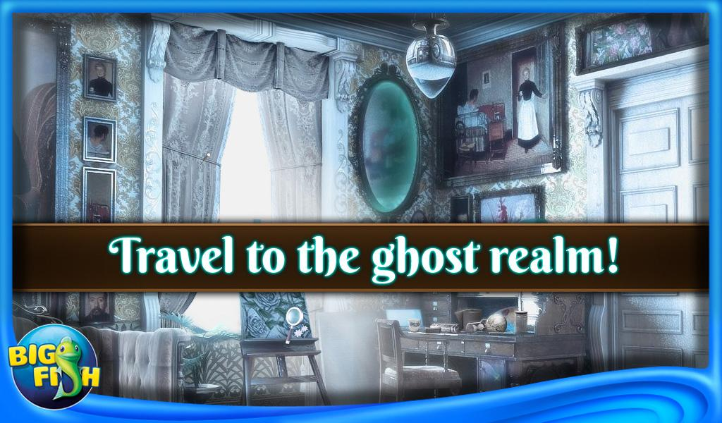 Haunted Past Hidden Object- screenshot