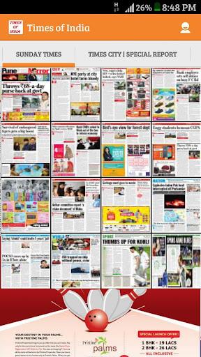 Pune Times India ePaper