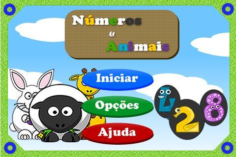 Números e Animais Lite