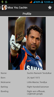 Miss You Sachin - screenshot thumbnail