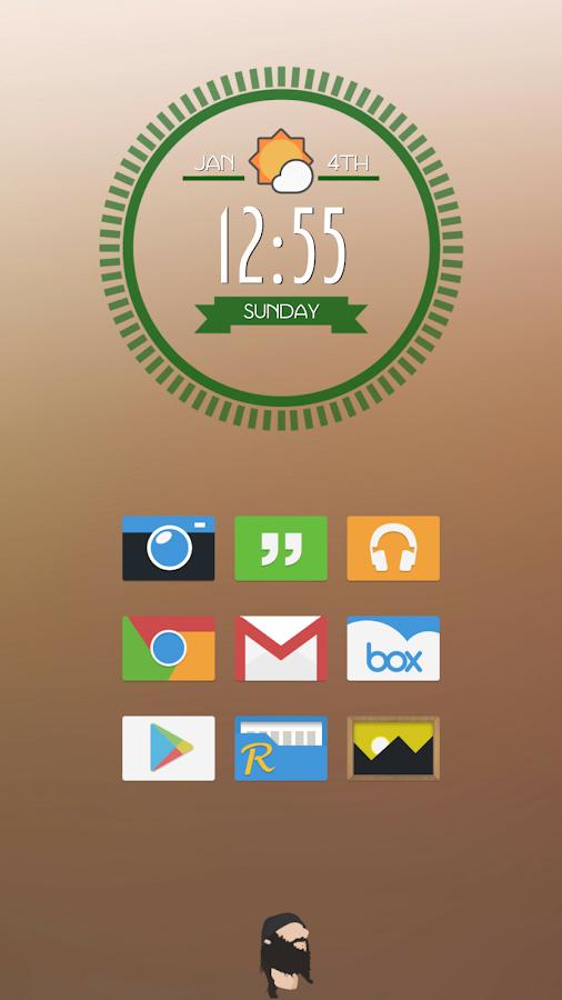 Zooper By Beard - screenshot