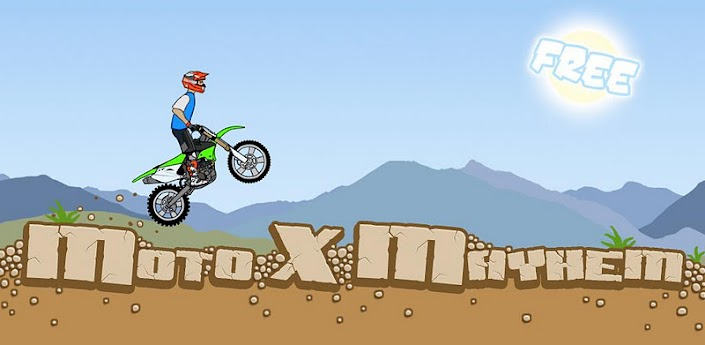 Moto X Mayhem Free by Occamy Games