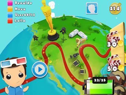 Movie Quiz Game 3D - screenshot thumbnail