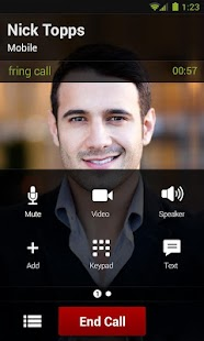 fring Free Calls, Video & Text- screenshot thumbnail