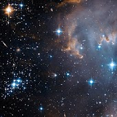 Pleiadian Galaxy Wallpaper
