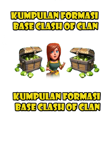 Formasi Base Clash Of Clan