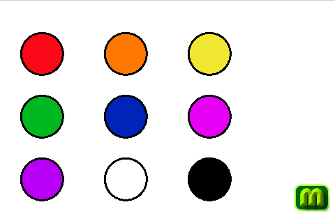 Shape and Color For Kids