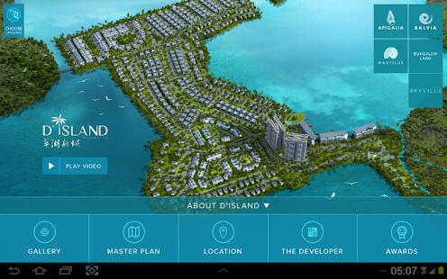 D' Island screenshot