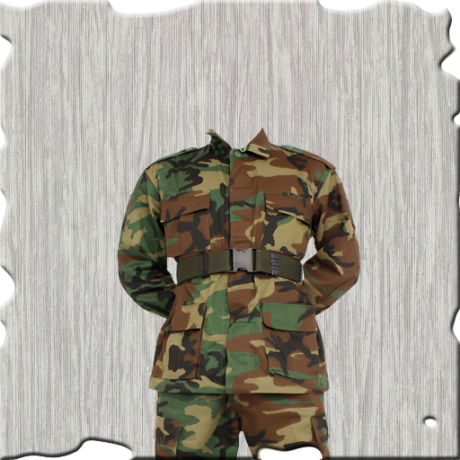 Army Photo Suit