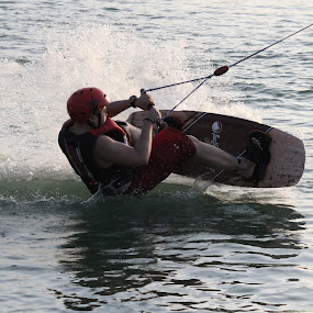 Wakeboarding by Siddharth Kakade - Sports & Fitness Watersports