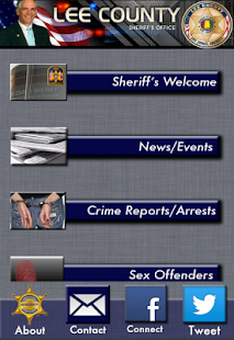 Lee County Sheriff's Office - screenshot thumbnail