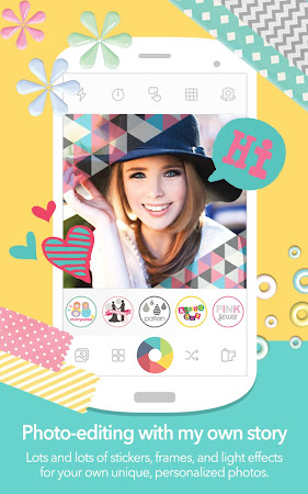 Candy Camera for Selfie 1.73 screenshot 6634