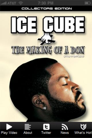 Ice Cube The Making Of A Don